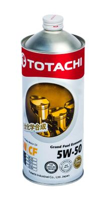 Totachi Grand Fuel Fully Synthetic SN/CF 5W-50, 1л .
